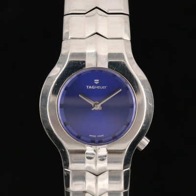 """TAG Heuer """"Alter Ego"""" Stainless Steel Wristwatch"""
