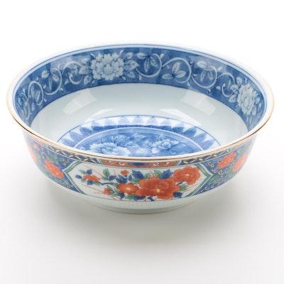 Tiffany & Co. Imari Style Porcelain Bowl, Vintage