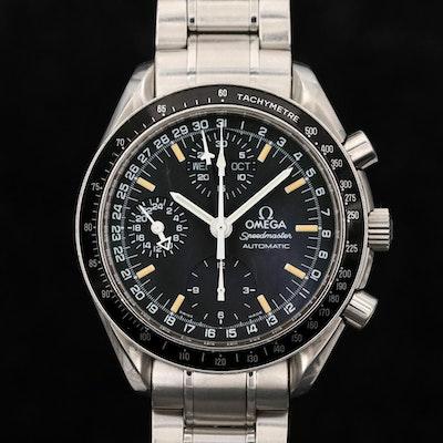 Omega Speedmaster Day-Date MK40 Automatic Wristwatch