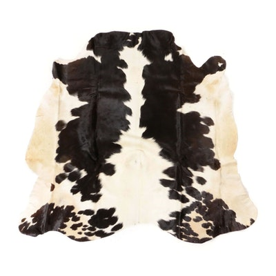 3'5 x 3'8 Cowhide Accent Rug