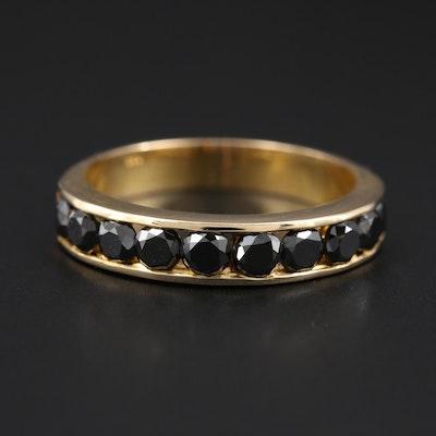 18K Yellow Gold 2.00 CTW Diamond Ring