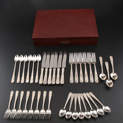 "S. Kirk and Son Inc. ""Repoussé"" Sterling Silver Flatware, 1924–1932"