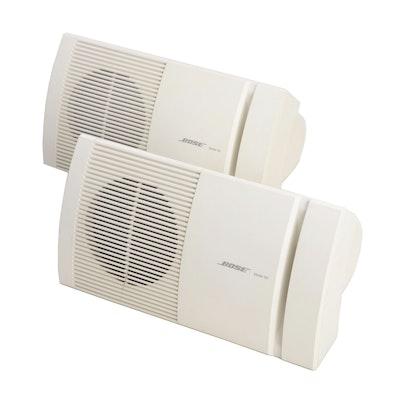Bose Model 100 Bookshelf Speakers
