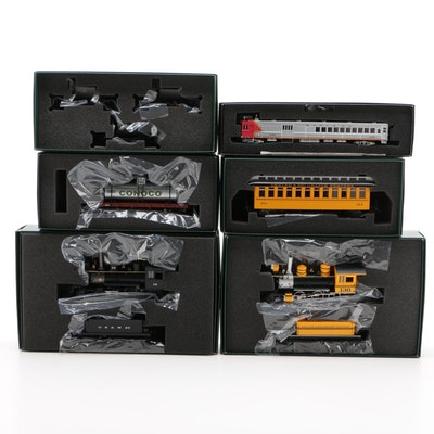 Bachmann Spectrum Train Cars in Original Packaging, Contemporary