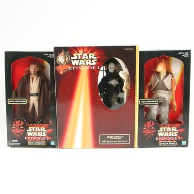 """Hasbro """"Star Wars"""" Action Figures, 1990s"""