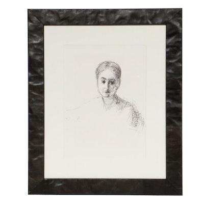 """André Derain Lithograph for """"Derrière le Miroir"""""""