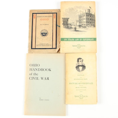 "Robert S. Harper ""Ohio Handbook of the Civil War"" and Other Reference Books"