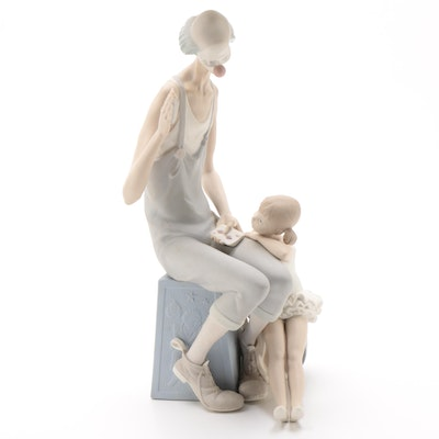 "Lladró ""Magic"" Porcelain Figurine Designed by Salvador Furió, 1971–1974"