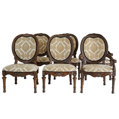 """Drexel-Heritage """"Talavera"""" Upholstered Armchairs and Side Chairs"""