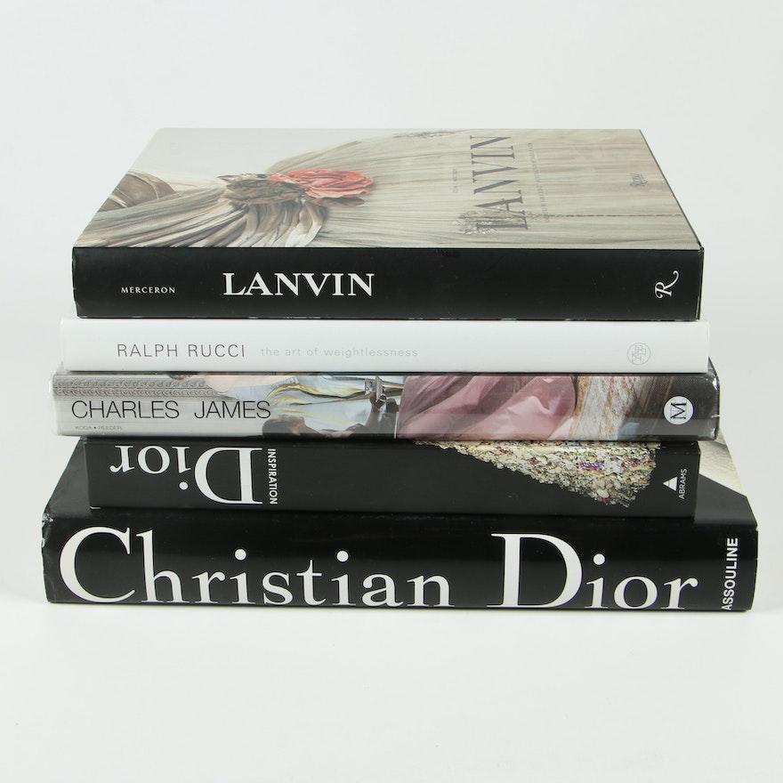 "Fashion Books Featuring ""Dior"" by Farid Chenoune, 2007"