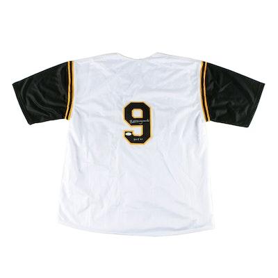 Bill Mazeroski Signed Pittsburgh Pirates Baseball Jersey, COA