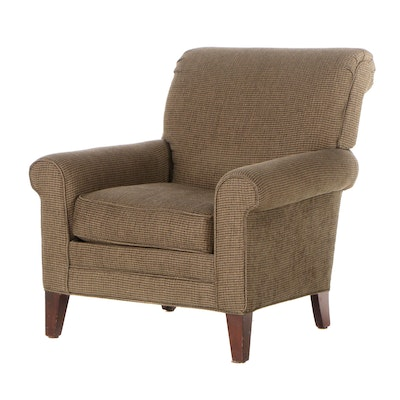 Sofa Express Upholstered Arm Chair, Contemporary