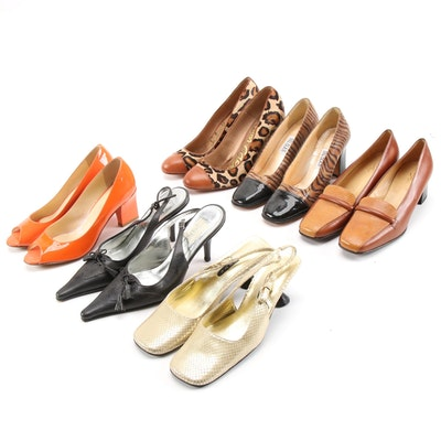 Sam Edelman, Anne Klein, Le Sac, Bill Blass Heels with Other Women's Shoes