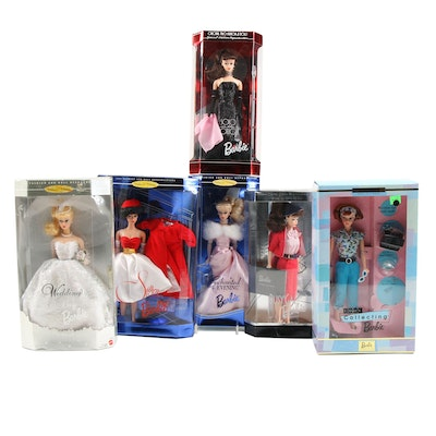 """Barbie """"Enchanted Evening"""" and Other Barbie Dolls"""