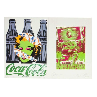 John Love and RAW Graphic Prints