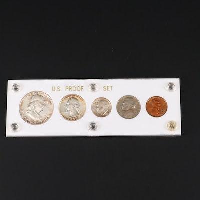 1953 U.S. Type Coin Proof Set