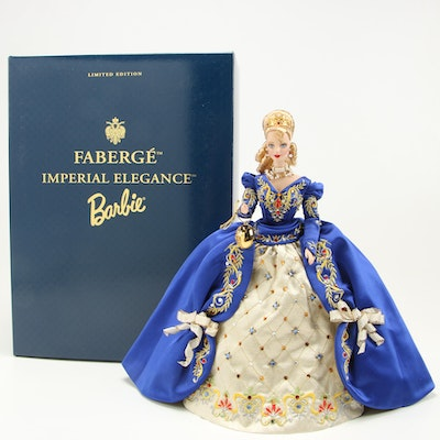 Limited Edition Faberge Imperial Elegance Barbie