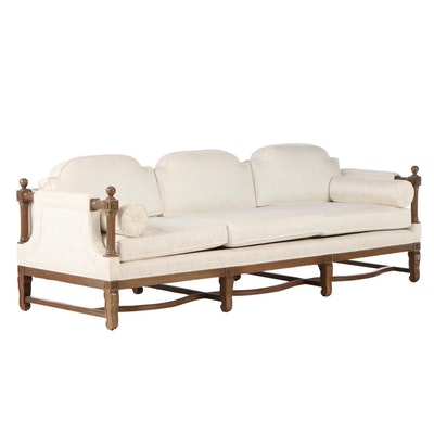 Upholstered Sofa, Mid to Late 20th Century