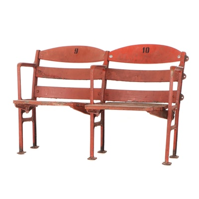 Crosley Field Stadium Seats, Vintage