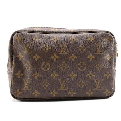 Louis Vuitton Trousse Toilette 23 Cosmetics Bag in Monogram Canvas