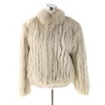 Saga Fox Fur Zip Jacket From Wilsons