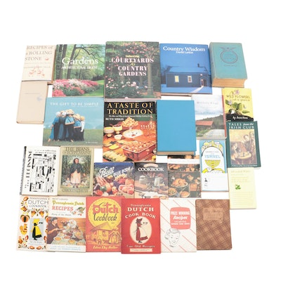 Home & Garden, Cookbooks, and Other Lifestyle Books, Vintage