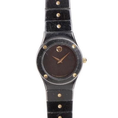 "Movado ""Imperiale"" Wristwatch, circa 1981"