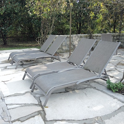 Sunbrella Chaise Lounge Chairs