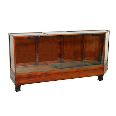 R. Mansfield & Son Retail Display Case, Early 20th Century