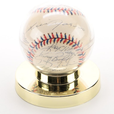 Luis Aparicio Signed 1999 All-Star Game Baseball