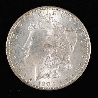 1902-O Silver Morgan Dollar