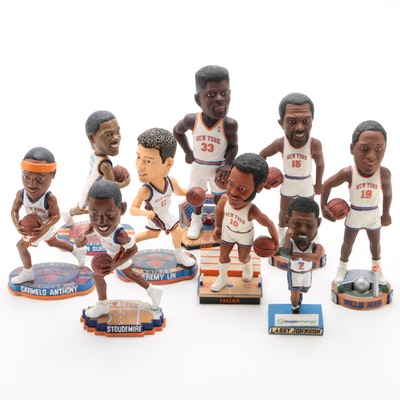 New York Nicks NBA Forever Bobblehead Dolls, Contemporary