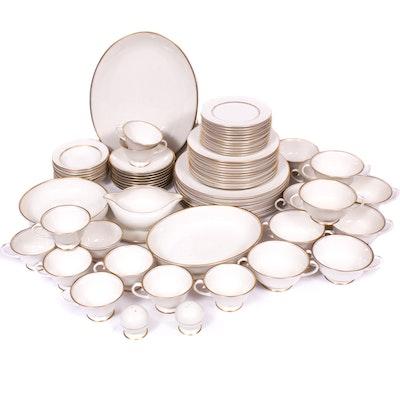 "Flintridge ""Annandale"" Porcelain Dinner and Serveware"
