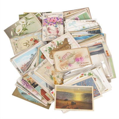 Early 20th Century Post Cards