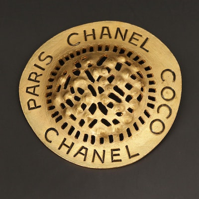 Chanel Coco Chanel Brooch
