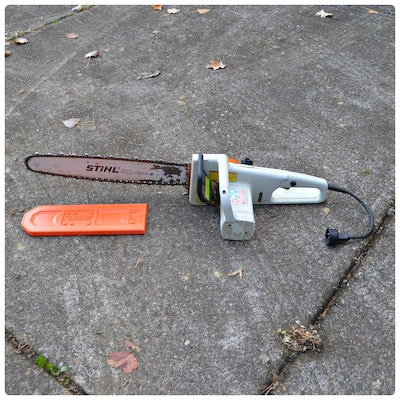 STIHL Electric Chainsaw MSE220