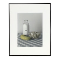 "Patrick Whalen Hand-Colored Digital Photograph ""Cheerios"""