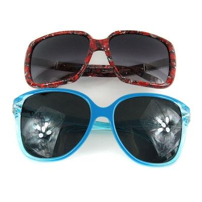 Dolce & Gabbana DG4104 and DG8094 Sunglasses