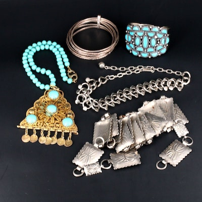 Turquoise Jewelry Assortment