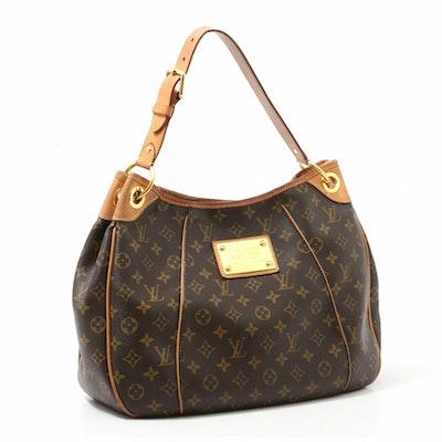 Louis Vuitton Monogram Canvas Galleria GM Shoulder Bag