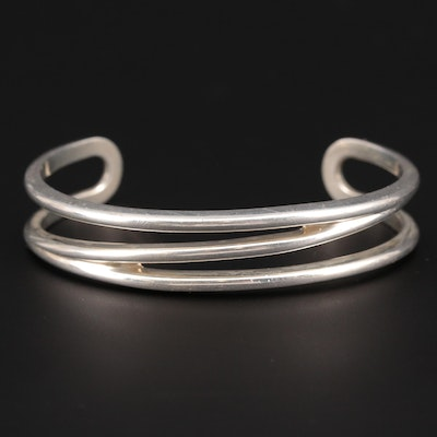 Tiffany & Co. Sterling Silver Cuff Bracelet