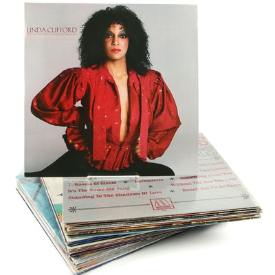 Diana Ross, Ike and Tina Turner, Sammy Davis, Jr. and More Vinyl Records