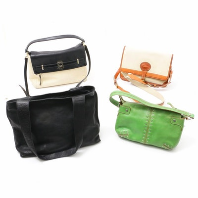 Kate Spade, Dooney & Bourke, MICHAEL Michael Kors and Kenneth Cole Handbags