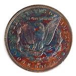 1891 Carson City Silver Morgan Dollar