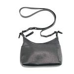 Coach Legacy Pocket Hobo Black Leather Crossbody