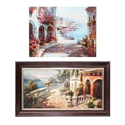 Giclee and Offset Lithograph Landscapes