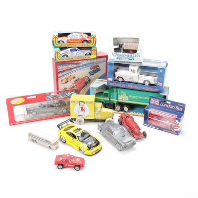 Majorette, Nylint, MotorMax, Boley, and Other Diecast Vehicles