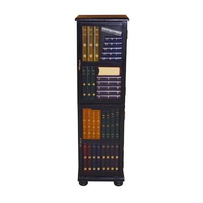 CD/DVD Media Cabinet, Contemporary