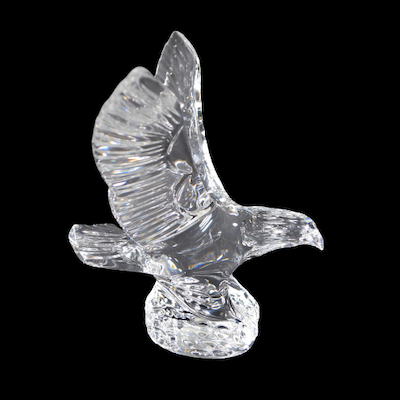 Waterford Crystal Eagle Figurine/Paperweight