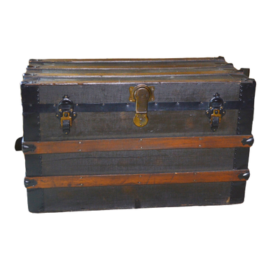 Steamer Trunk, Late 19th/Early 20th Century